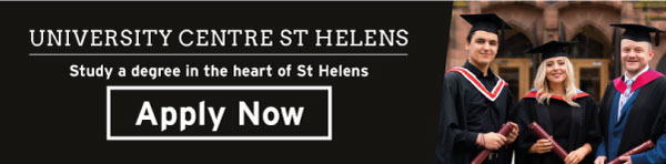 Study for your degree in the heart of St Helens with University Centre St Helens. Apply Now