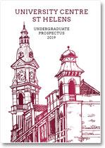 University Centre St Helens Prospectus 2019