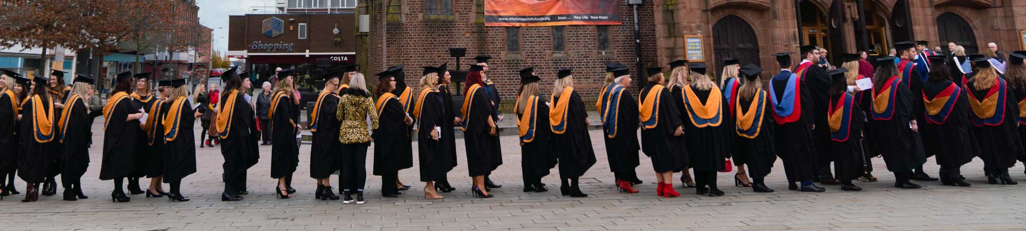 Picture of our UCSH Graduates