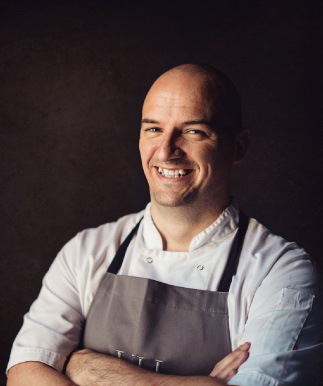 Craig Sherrington, Executive Head Chef at the Seaview Restaurant in Saltburn-by-the-Sea, North Yorkshire