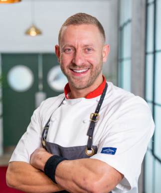 Dave Critchley, Executive Chef Director at Lu Ban Restaurant in Liverpool