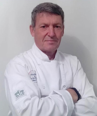 James Holden, host of charity fundraiser and local Master Chef