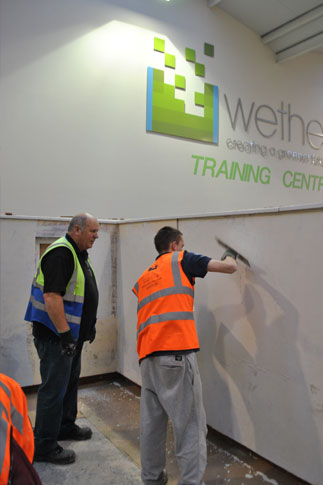 Wetherby - Students learning
