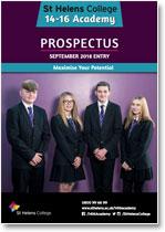 14-16 Academy Prospectus