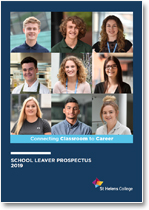 School Leavers' Prospectuses